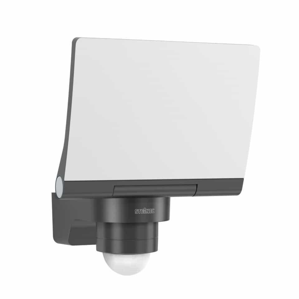 STEINEL Sensor-LED-Strahler 3000K 240° anthrazit ca.12m XLED PRO 240 068066