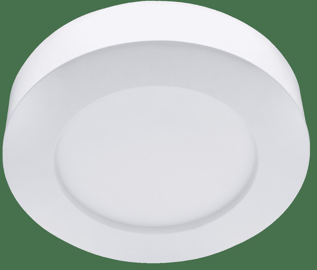 M-Light LED Ein-/ Unterbaupanel rund 11W 3000K 720lm IP44 230V dimmbar weiß 81-3111