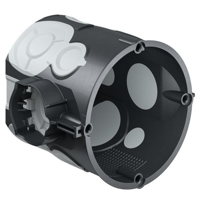 Kaiser 1555-21 Luftdichte Unterputz Gerätedose Econ 15 Tiefe 66mm