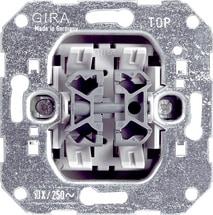 Gira 010800 Wechselschalter 2F