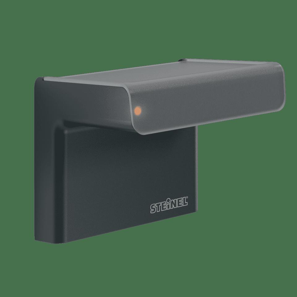 Steinel Bewegungsmelder - Professional Line iHF 3D schwarz ( Intelligente Hochfrequenz-Technik)