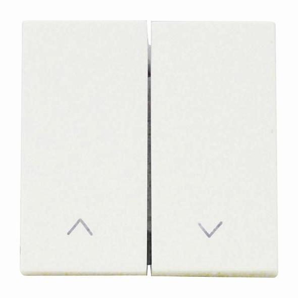Viko Panasonic Wippe Jalousie-Taster/Schalter weiß 92522016