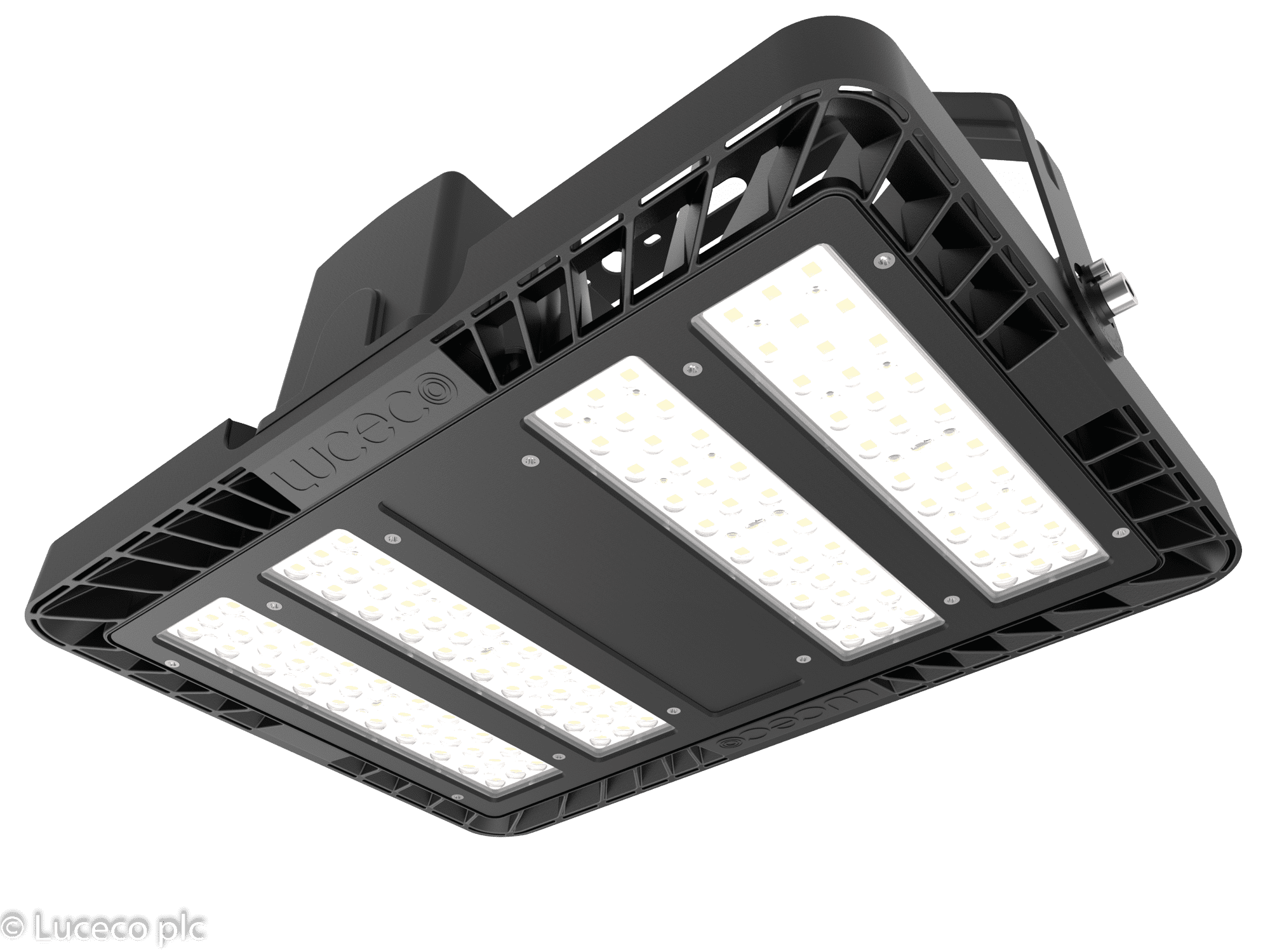 Luceco LED Hallentiefstrahler 190W 120° 22000Lm 4000K IP65 #LHBC22S120-02