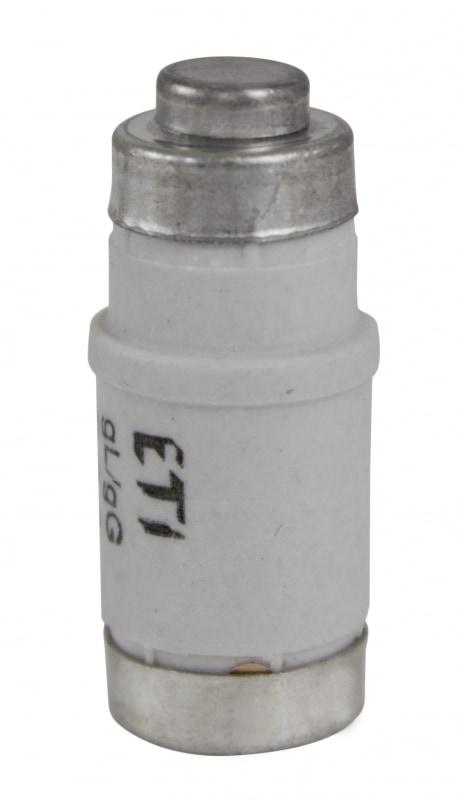 ETI Sicherung D02 20A 400V AC 250V DC gG VPE10 002212001