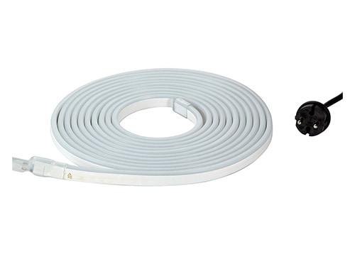 M-Light LED Neonflex 5m Schlauch Set 45W 24VDC 3000K warmweiß 1200lm 120° IP65