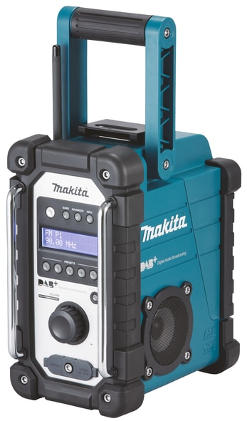 Makita Akku-Baustellenradio DMR110 7,2V - 18V