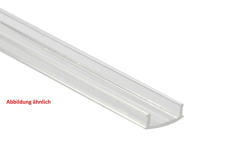 Synergy 21 LED U-Profil zub ALU004 PMMA clear diffusor