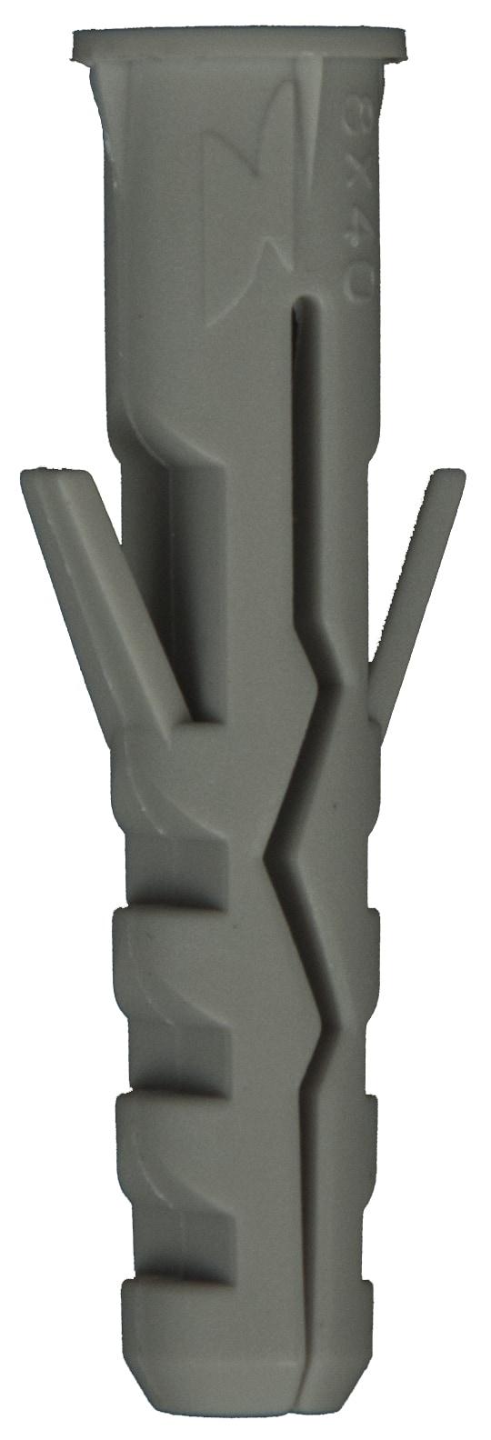 Don Q. Vollmaterialdübel 6x30 mit Kragen 100 Stück DQ #9051022