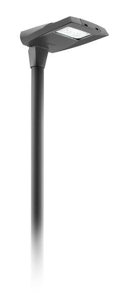 Philips Luma Micro LED Straßenleuchte 25W 4000K 4500lm 76er Zopf Aufsatz