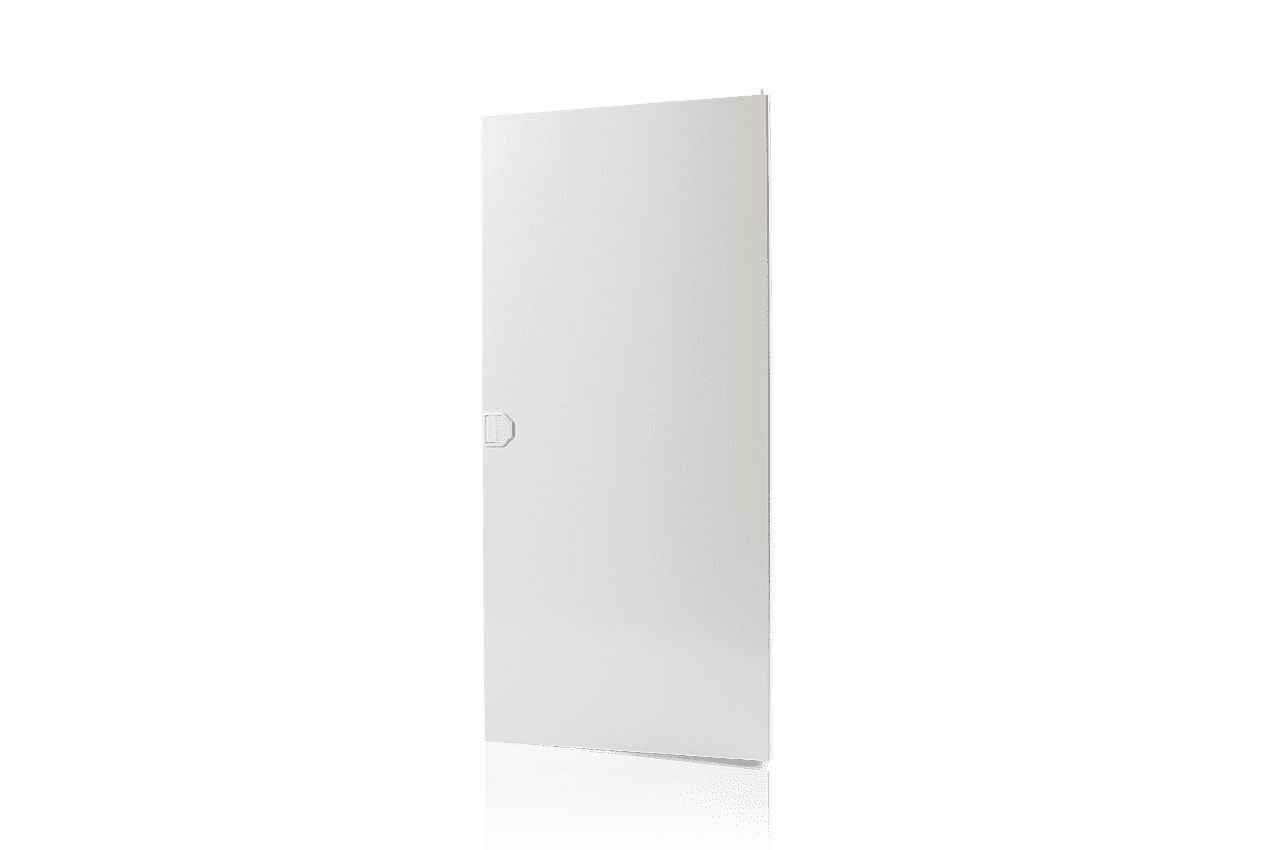 F-Tronic Tür Metall für Vision 4R-Verteiler APV48+8TM  7220063